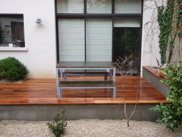 terrasse en bois vendée, clôtures en bois, abris de jardin vendee